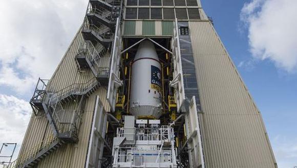 Europa lanzará dos satélites para competir con el GPS de EE.UU.
