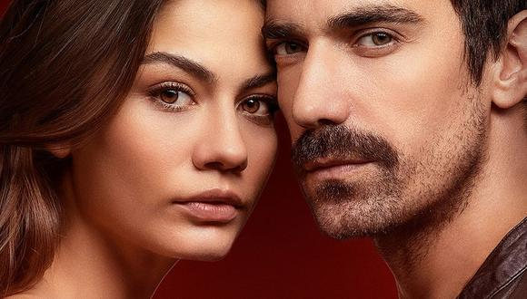 La serie turca es protagonizada por Demet Özdemir e İbrahim Çelikkol (Foto: Mi hogar, mi destino / OMG Pictures)