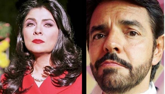 Eugenio Derbez y Victoria Ruffo siguen dando de qué hablar con sus polémicas declaraciones. (Foto: Televisa)