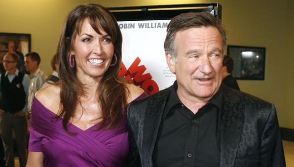 Robin Williams: viuda e hijos buscan acuerdo por herencia