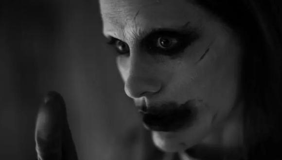 Here's your first full look at Jared Leto's Joker in Zack Snyder's Justice League