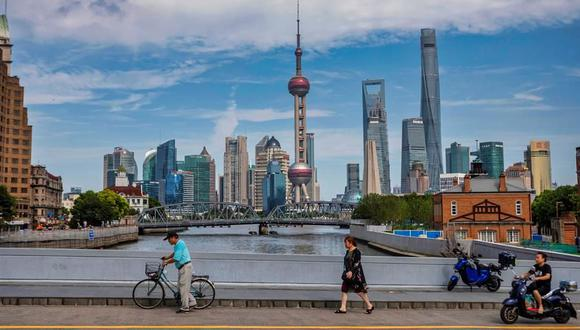 """""""Las reglas ortodoxas no permitían vaticinar el extraordinario crecimiento de 9% anual que lograría China en lo que va de siglo"""". (Foto: EFE/EPA/Alex Plavevski)."""