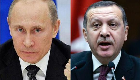 Rusia pide a Turquía luchar juntos contra el terrorismo