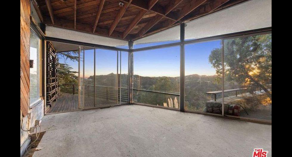 Charlton Heston vivió aquí hasta el año 2008. Posteriormente, la propiedad pasó a manos de su familia. (Foto: The MLS)