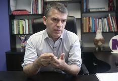 """Julio Guzmán sobre Daniel Mora: """"Hemos solicitado formalmente su retiro ante el JNE"""""""