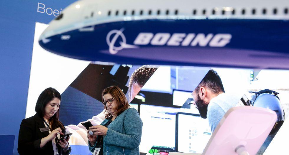 Las entregas de Boeing también cayeron a 13 en el primer mes de 2020, en comparación con las 46 el mismo mes de 2019. (Foto: EFE)
