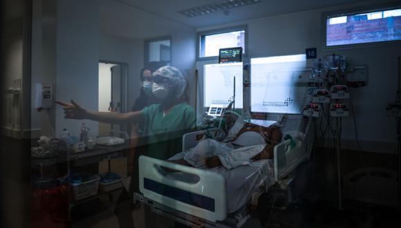 Coronavirus en Argentina | Últimas noticias | Último minuto: reporte de infectados y muertos hoy, jueves 15 de julio del 2021 | Covid-19 | (Foto: EFE/ Juan Ignacio Roncoroni).