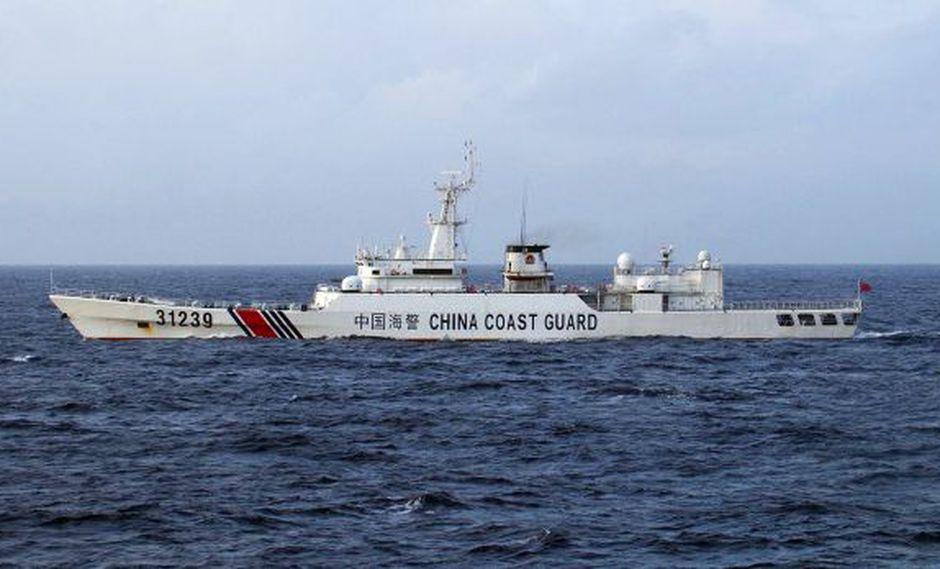 Japón denuncia que barco armado de China penetró en sus aguas