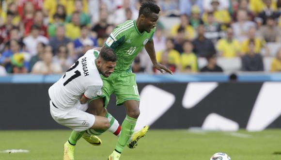 Irán vs. Nigeria: firmaron el primer empate de Brasil 2014