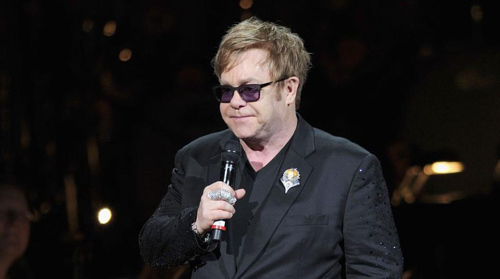 Elton John: una vida llena de controversias y excentricidades - 11