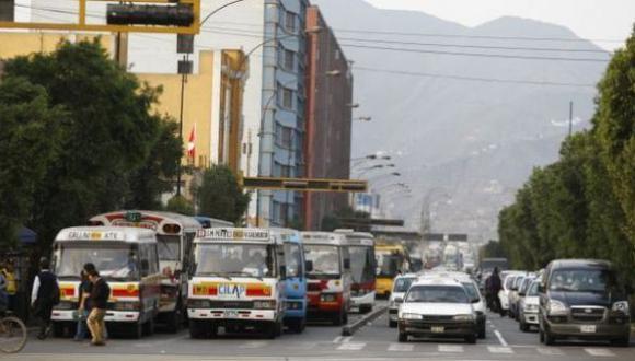 Municipalidad de Lima crea entidad para gestión del tránsito