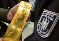 Oro sube por temor a inflación que opaca el apetito por el riesgo