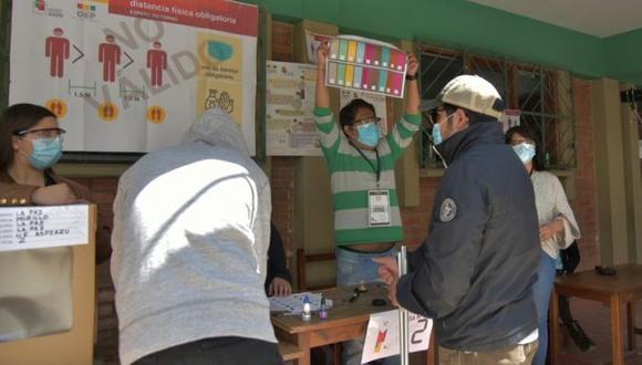¿Cómo ir a votar este domingo en Bolivia? (Foto: Correodelsur.com)