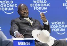 Yoweri Museveni es reelegido para un sexto mandato en Uganda