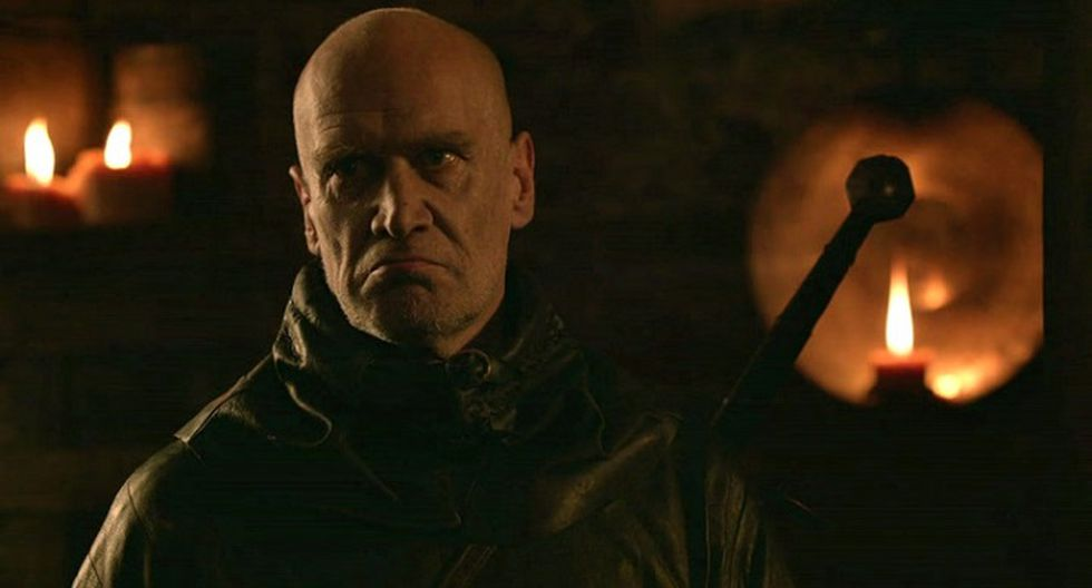 Wilko Johnson interpretó a Ilyn Payne (Foto: HBO)
