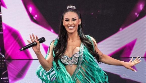 """Alisson Pastor sorprendió a todos con su descargo sobre """"Reinas del show"""". (Foto: @allisonpastorromero)"""