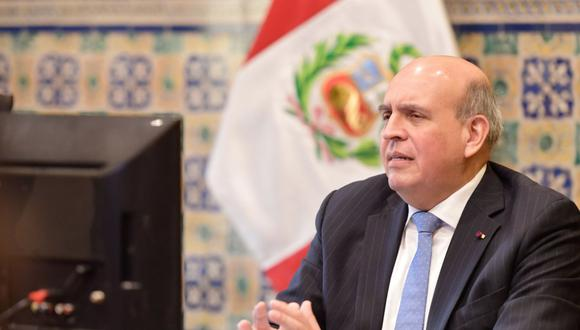 López Chávarri recordó que entre seis y siete países de la región, y un 40% del Caribe, vienen designando a personajes que no pertenecen al servicio diplomático en el cargo de representantes permanentes de la OEA. (Foto: Andina)
