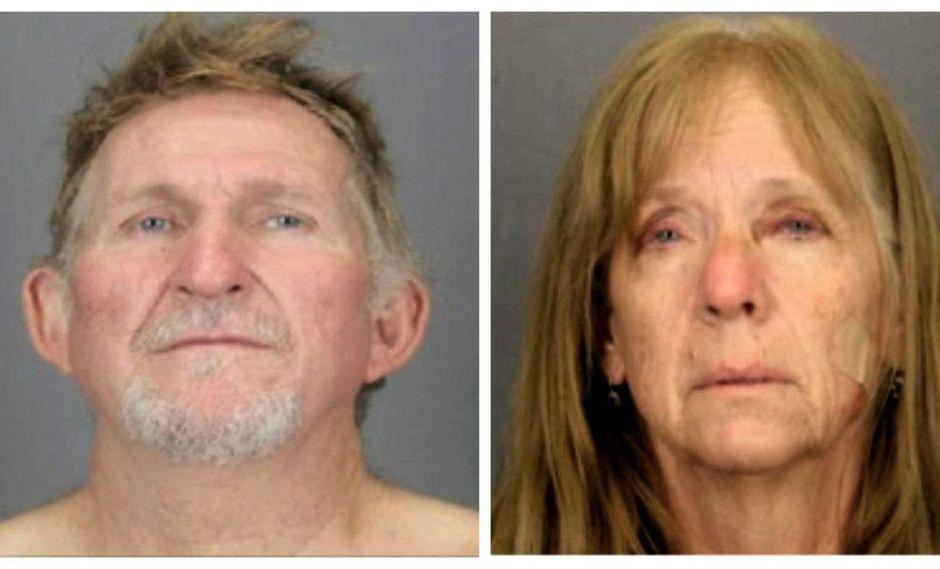 Blane y su esposa, Susan, habían huido hace dos semanas, cuando sometieron a sus custodios, se apoderaron de una camioneta de una prisión en Utah y escaparon. (Foto: AP)