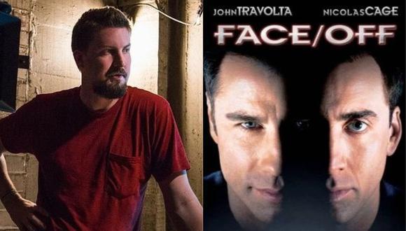 """El cineasta Adam Wingard está a cargo del remake de """"Face/Off"""". (Foto: @adamwingard/Paramount)"""