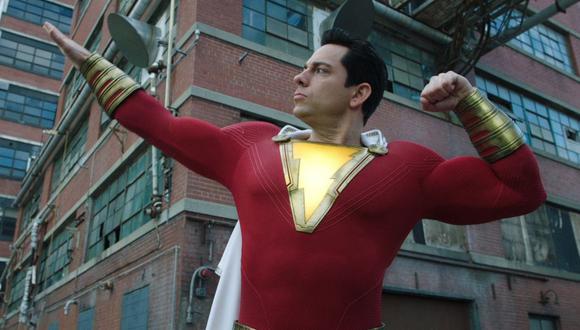 """Con """"Shazam!"""", el director David F. Sandberg, especializado en cine de horror, demuestra que se maneja bien con la comedia. Foto: Warner Bros."""
