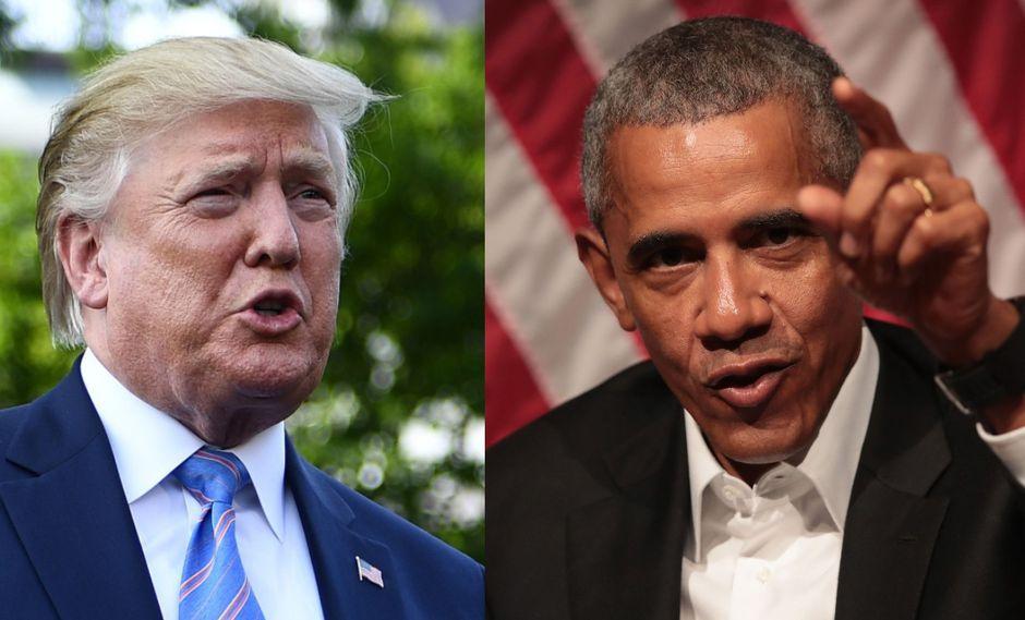 El expresidente Barack Obama se manifestó a través de un comunicado en Twitter sobre los últimos tiroteos en Estados Unidos. (Foto: AFP)