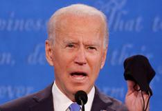 """Biden dice que el """"responsable"""" de tanta muerte por el coronavirus no puede seguir en el poder"""