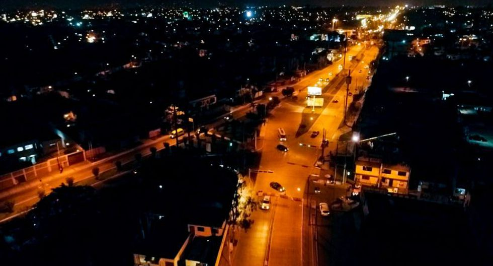 El proyecto, efectuada a través de la Empresa Municipal Administradora de Peaje (Emape), demandó una inversión de 23 millones de soles. (Difusión)