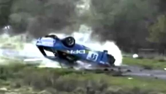 Piloto de 20 años falleció tras sufrir terrible accidente