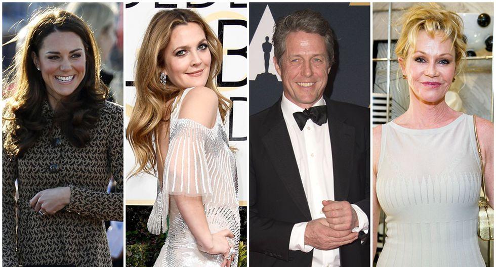 Famosos de Hollywood que no sabías que eran familia (Fotos: Agencias)