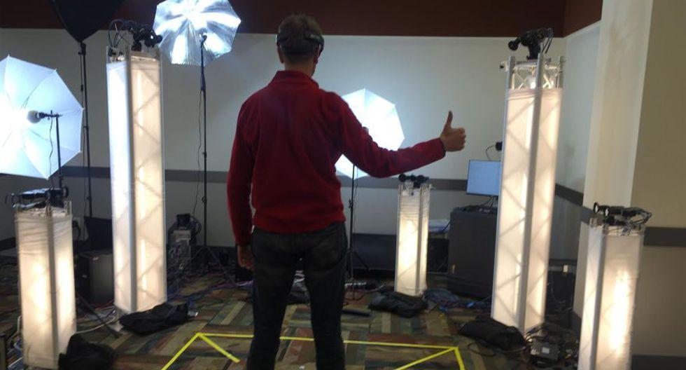 """Esta tecnología permitirá la """"teletransportación"""" virtual en 3D - 6"""