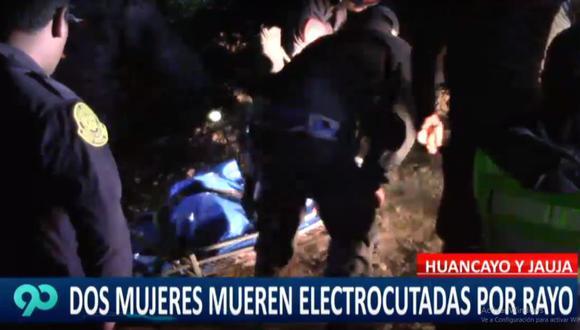 Cesaria Quispe Marcos (47) falleció en el momento que cuidaba a sus animales, cerca de su vivienda. (Latina)