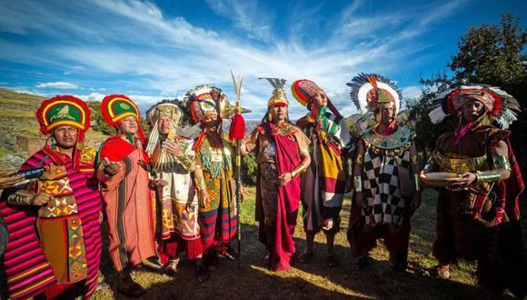 El Inti Raymi o 'Fiesta del Sol' se celebra el 24 de junio de cada año   Foto: Andina / Referencial