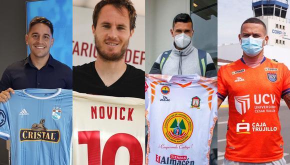Cristal, Universitario, Ayacucho y Vallejo defenderán los colores de Perú en la Copa Libertadores 2021.