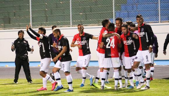Melgar le ganó por penales 4-3 a Nacional de Potosí y accedió a la segunda fase de la Copa Sudamericana   Foto: fbcmelgar.com.pe