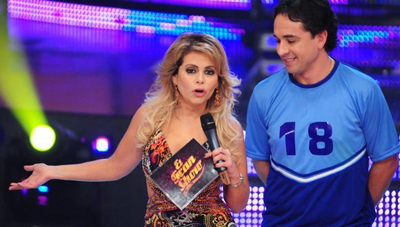 "Gisela Valcárcel: ""Yo no quería casarme con Roberto Martínez"""