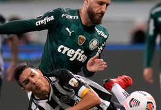 Resultado de Palmeiras vs. Atlético Mineiro por Copa Libertadores
