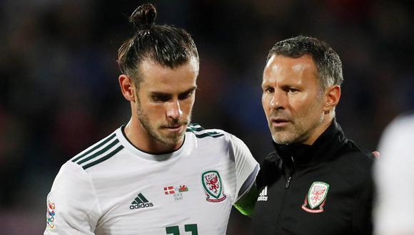 Gareth Bale convocado por Ryan Giggs a la selección de Gales. (Foto: AFP)