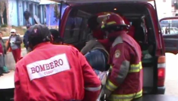Cusco: cinco turistas brasileños heridos tras choque en Sacsayhuamán