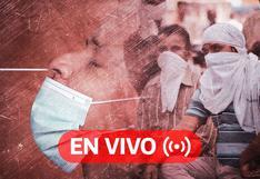 Coronavirus EN VIVO | Últimas noticias, casos y muertes por COVID-19 en el mundo, hoy 11 de octubre