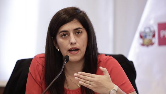 María Antonieta Alva negó haber recibido la vacuna contra el COVID-19. (Foto: Archivo de GEC)