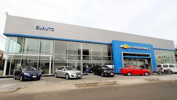 Chevrolet invierte US$3 mlls. en local de Zuauto en Surquillo