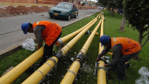 Hacia el 2030, el MEM calcula gas natural para 4 millones de hogares. (Foto: GEC)