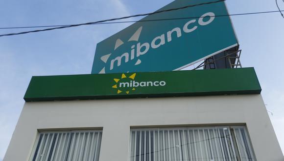 Mibanco pertenece al holding Credicorp. (Foto: GEC)