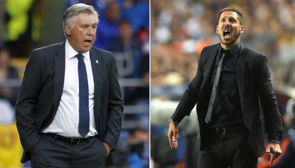Real Madrid vs. Atlético: así alinearían en la Supercopa