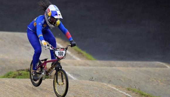 La colombiana irá por su tercera medalla de oro en Juegos Olímpicos. (Foto AFP)