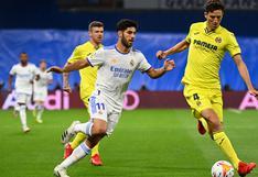 Real Madrid 0-0 Villarreal: el equipo de Ancelotti no aprovecha el tropiezo del Atlético de Madrid