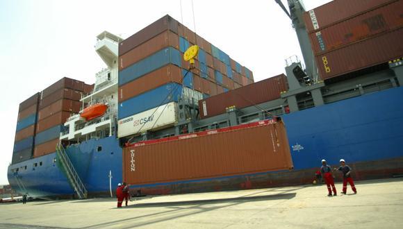 Las exportaciones crecieron en mayo. (Foto: GEC)