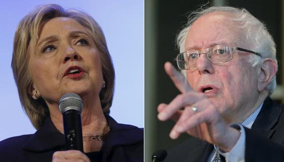 Clinton vence ampliamente a Sanders en Carolina del Sur