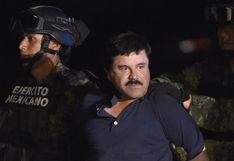 México: portal revela imágenes inéditas de la última captura del Chapo Guzmán | VIDEO