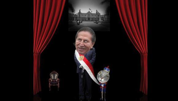 Presidente de mentiritas, por Mario Ghibellini